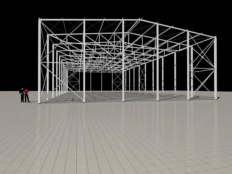model-rešetkasta-konstrukcija