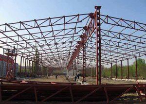 Proizvodnja čeličnih konstrukcija